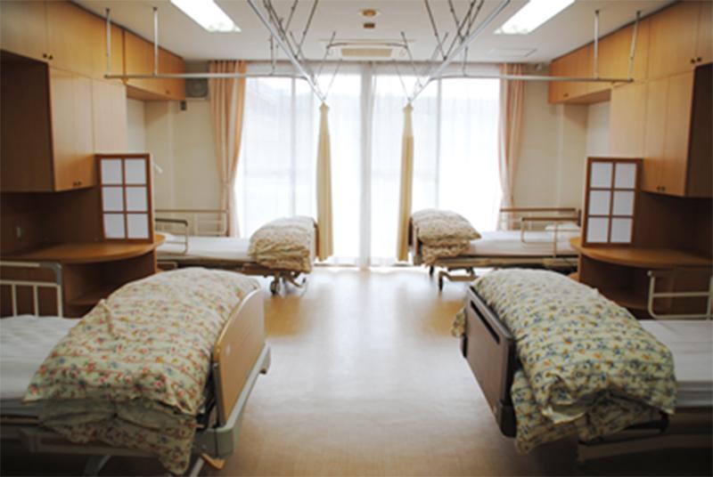 従来型 多床室