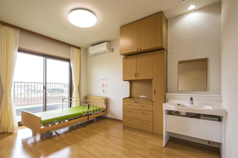 ユニット型 居室
