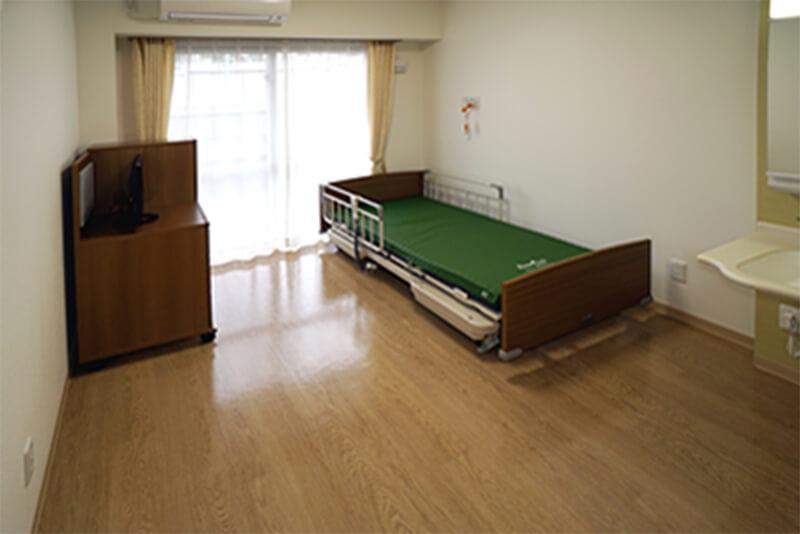 居室(すべて個室)